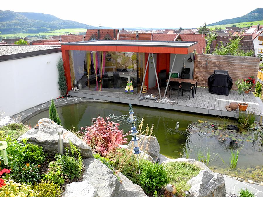 terrassen und balkone von milkau. Black Bedroom Furniture Sets. Home Design Ideas